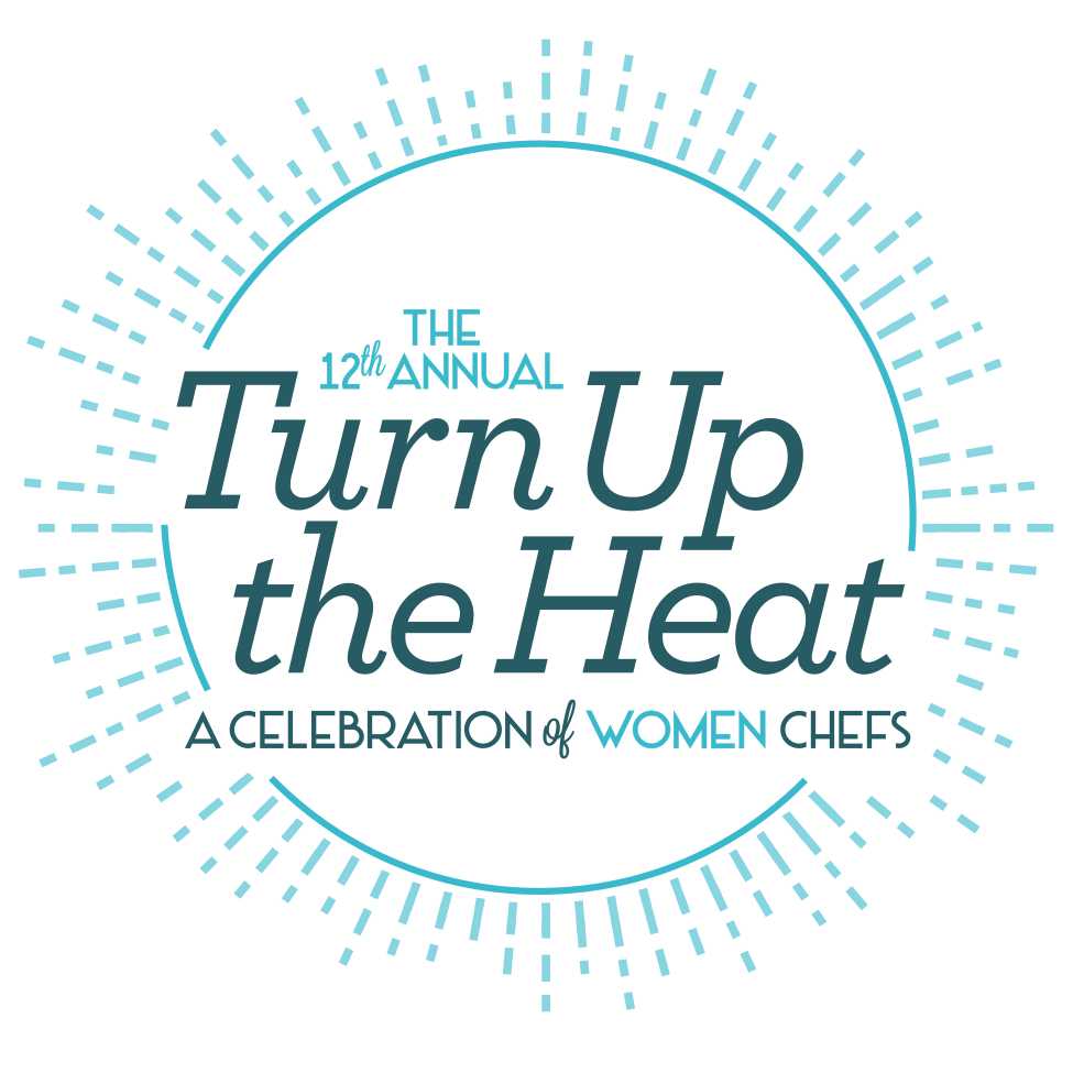 The 12th Annual Turn Up the Heat logo